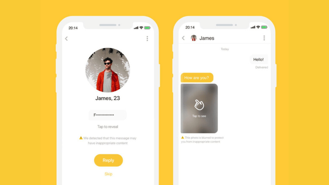 Bumble will use AI to automatically censor unsolicited nudes