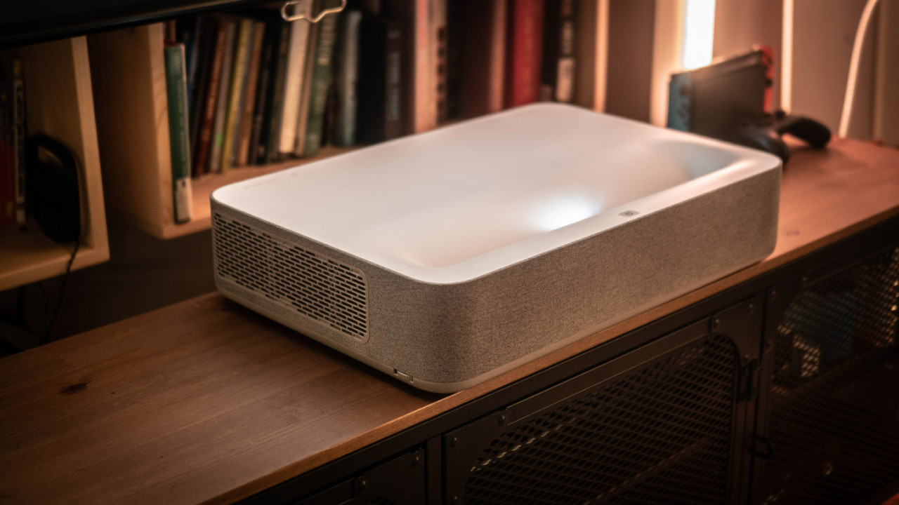 Vava's 4K Ultra Short Throw Laser Projector is stunning and versatile, with a few caveats