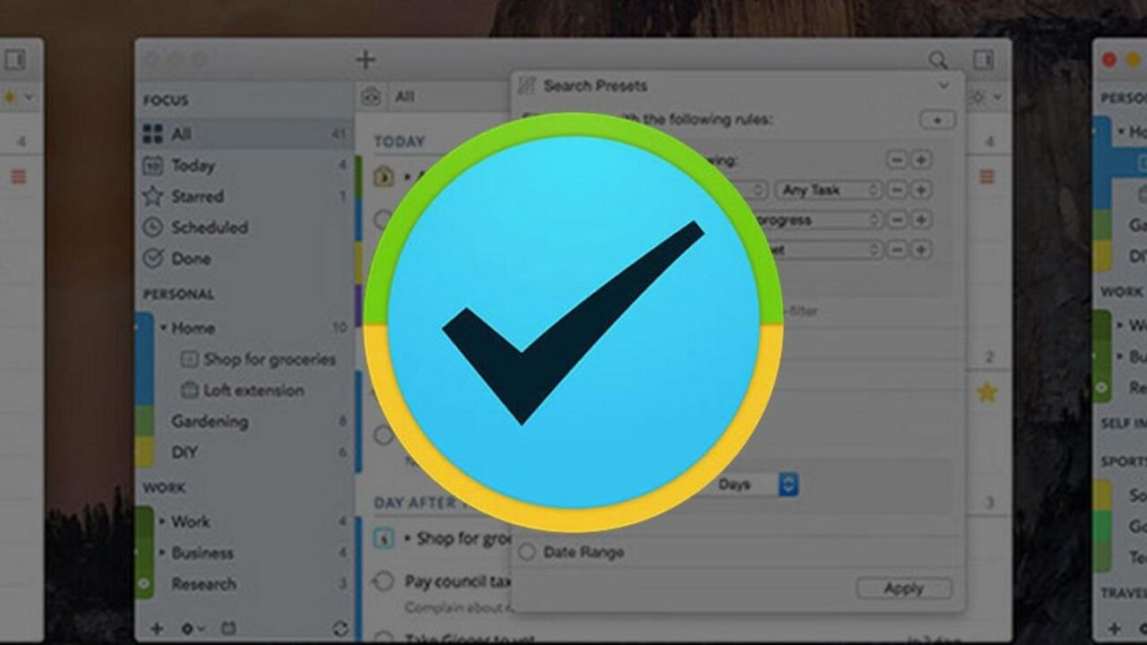 2Do is the highly rate Mac app that helps you get more done, and it's $30 off