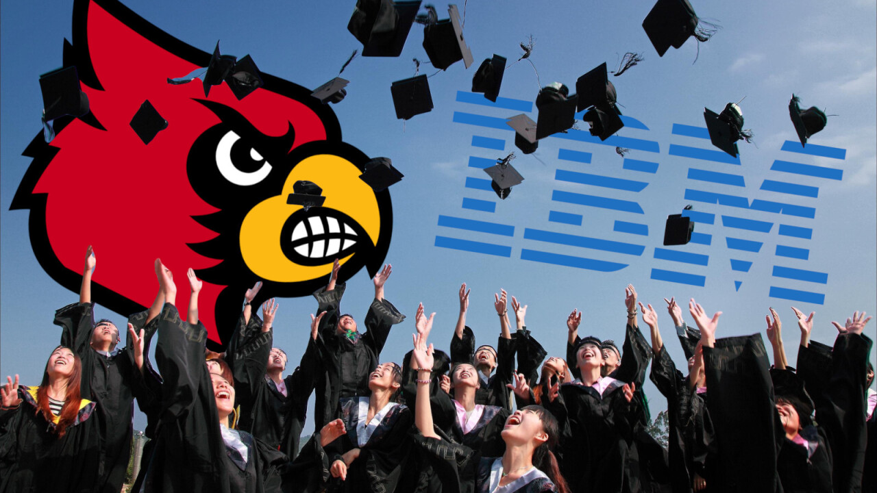 IBM launches blockchain skills academy with University of Louisville