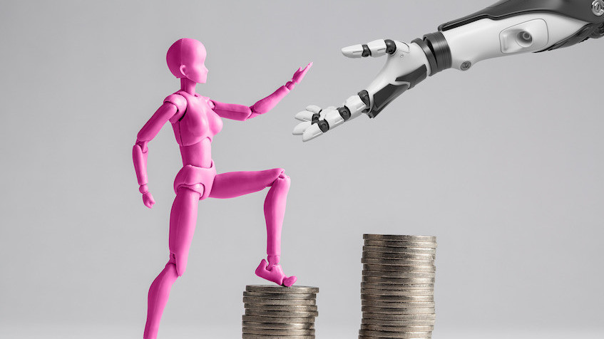 How AI can help close the gender pay gap and eliminate bias