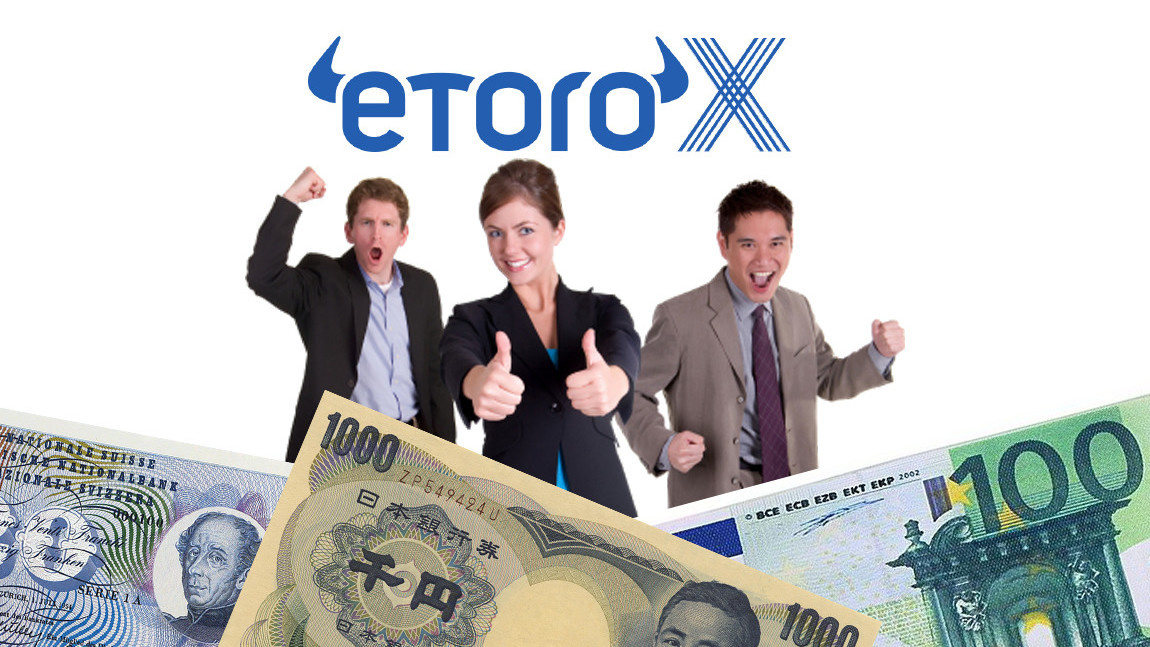 eToro adds 5 Ethereum tokens to its cryptocurrency wallet – plans to add 115 more