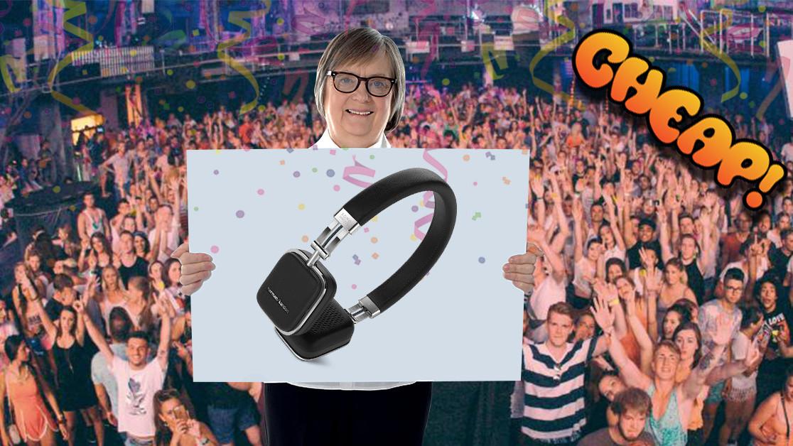 CHEAP: Score $150 off these chic Harman/Kardon Soho Wireless headphones