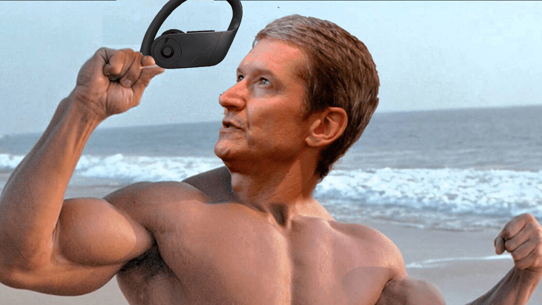 Beats' new Powerbeats Pro want to be Airpods for gymrats