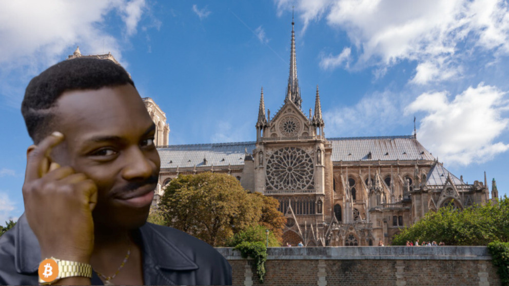 For the love of Satoshi, don't give your Bitcoin to rebuild Notre Dame