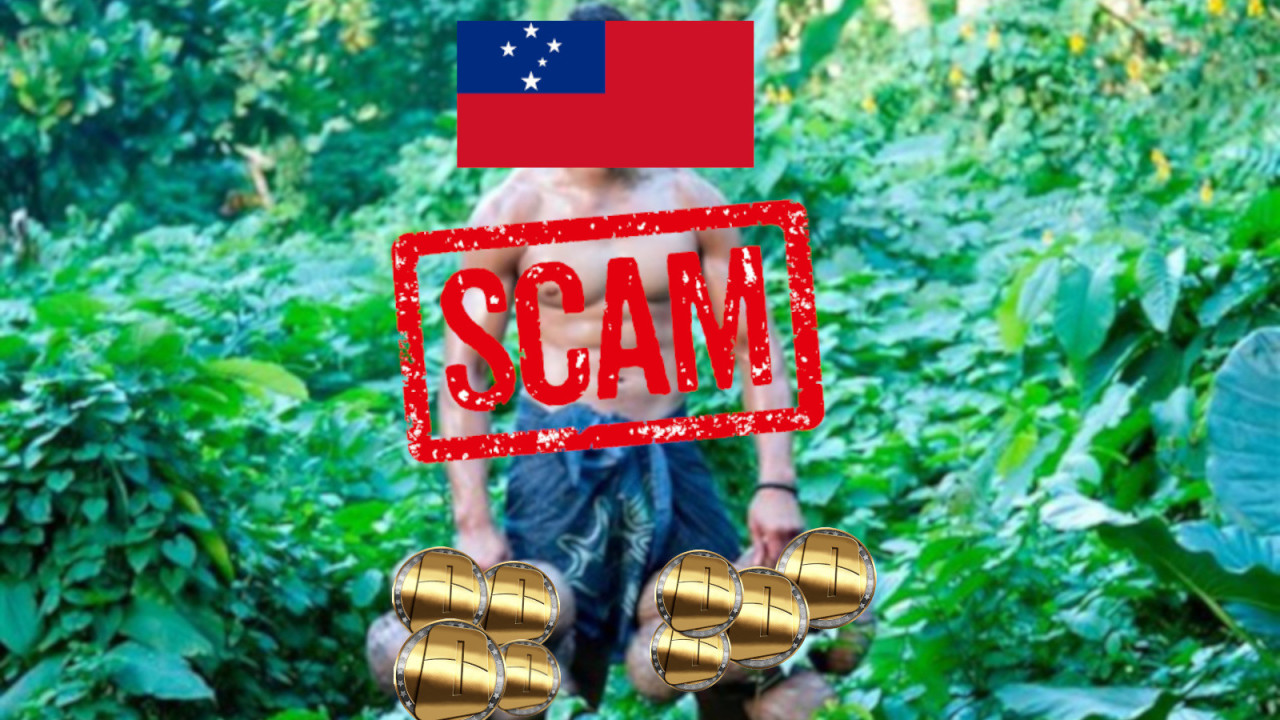 Damned OneCoin scammers stole $2.3M from Kiwis using Samoan churches