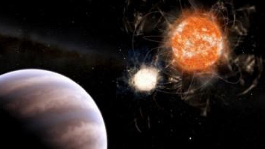 Scientists discover evidence of giant planet 13 times more massive than Jupiter