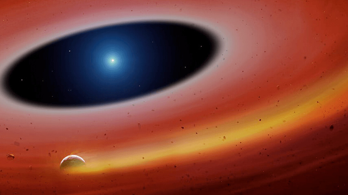 Scientists: Earth might be ripped apart by gravity when the Sun dies