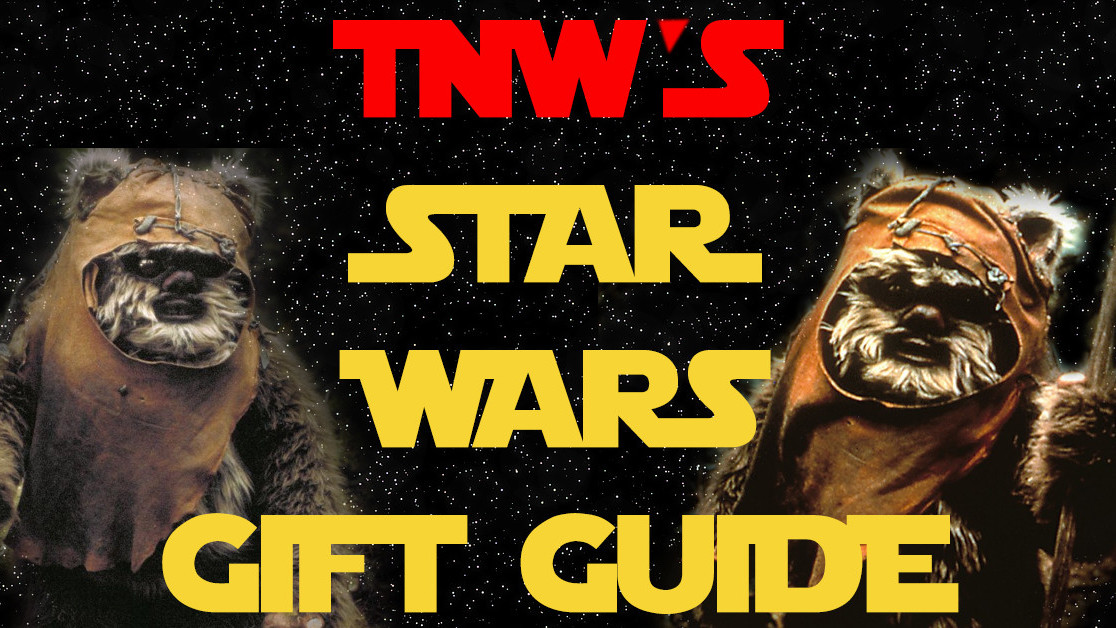 No Ewoks were harmed in the making of this TNW Star Wars Day gift guide