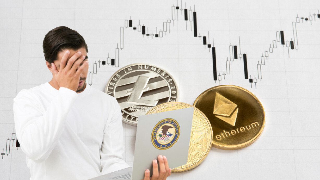 'Shadow banking' duo charged for laundering millions of dollars for cryptocurrency exchanges