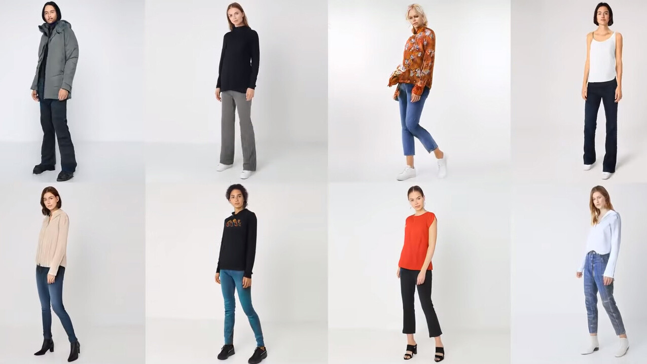 This AI generates ultra-realistic fashion models from head to toe