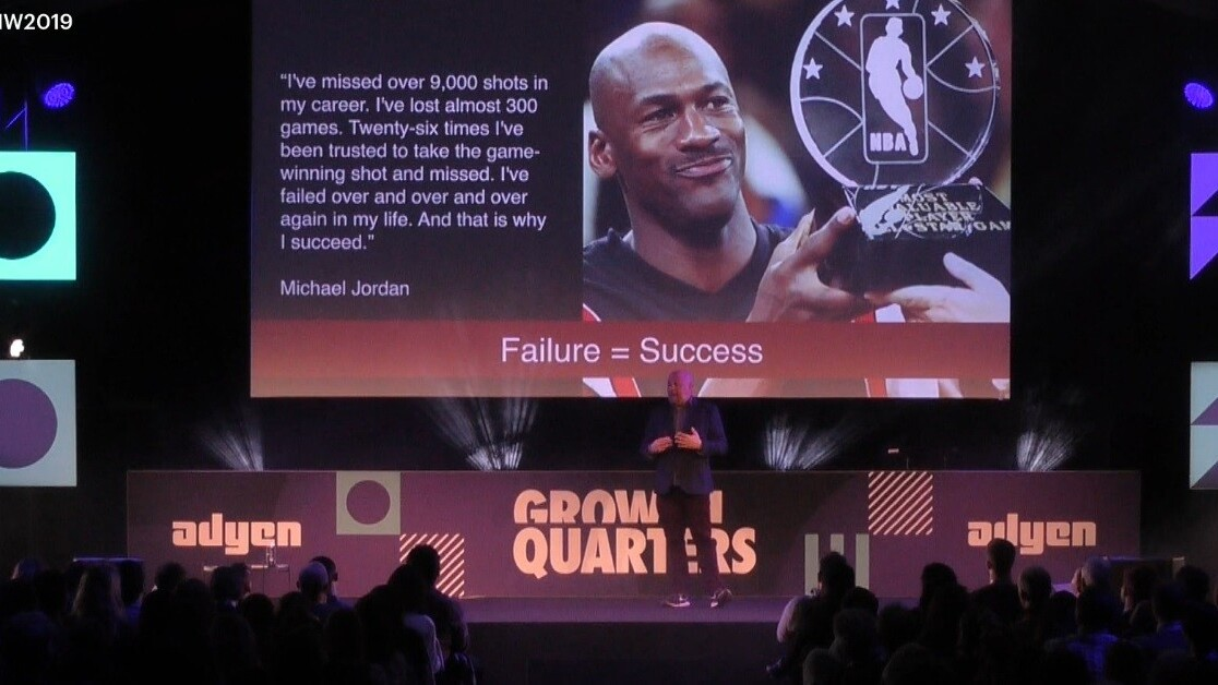 'Failosophy' author on why failure leads to success