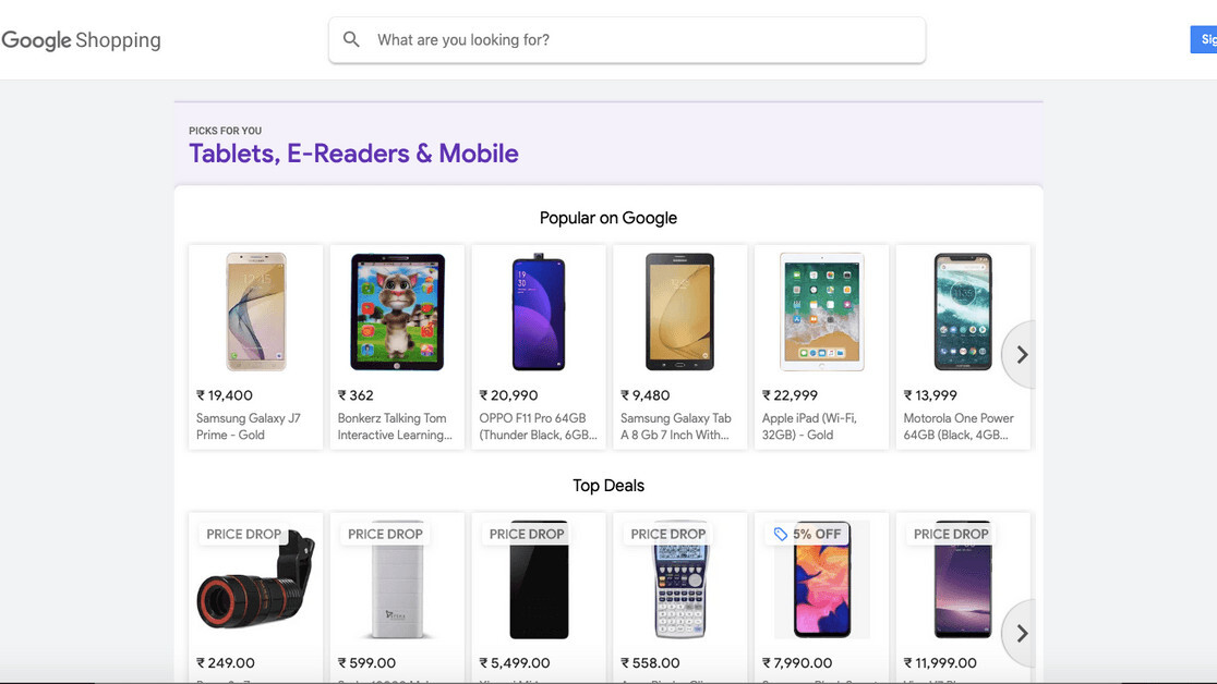 Get ready to see more shopping ads on Google Search, Images and YouTube