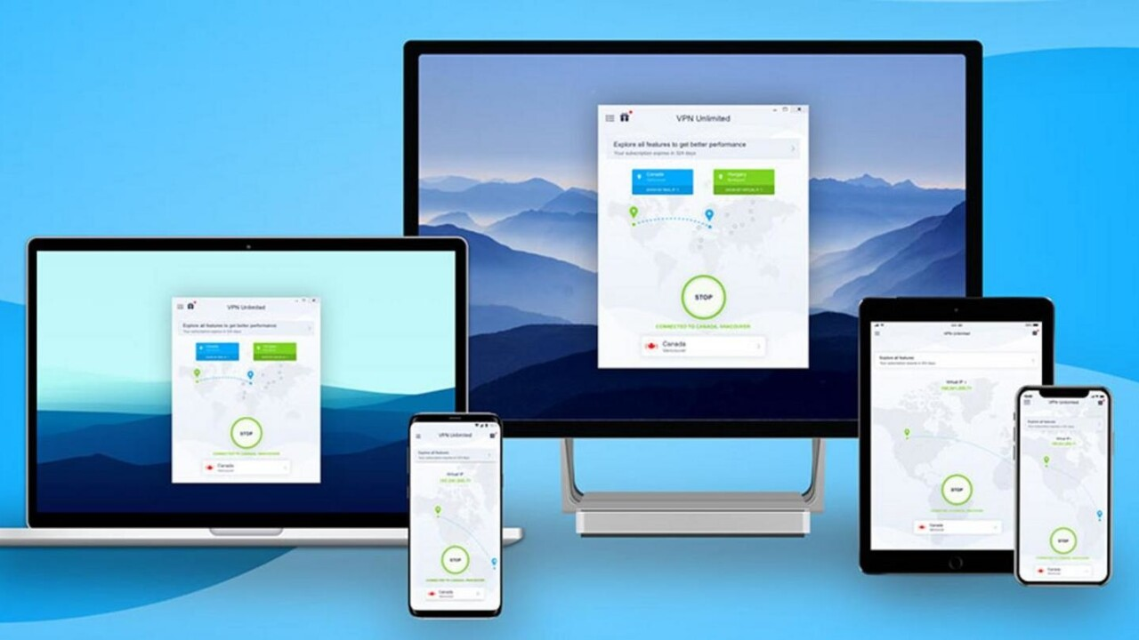 Net a lifetime of VPN Unlimited protection for only $29