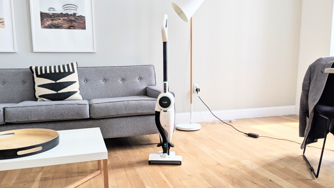 The Lupe vacuum by ex-Dyson employees could be the ideal cordless cleaner