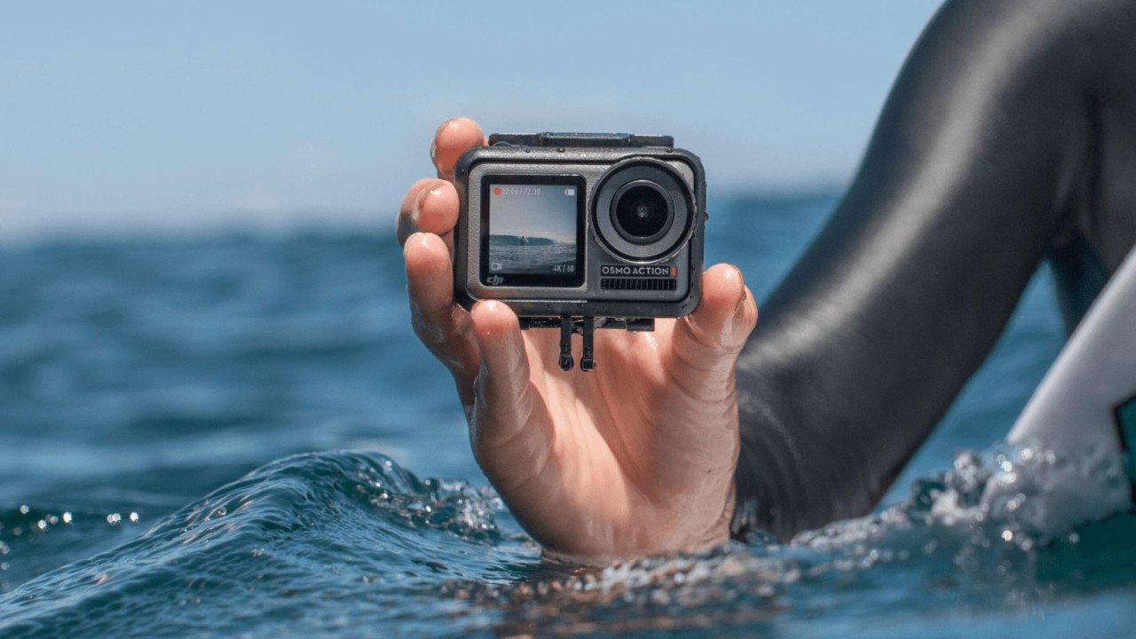 New Gopro 2020 DJI's new Osmo Action camera takes the fight to GoPro