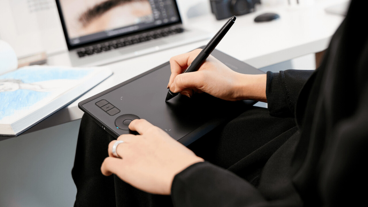 Wacom's new Intuos Pro Small packs serious drawing chops in a $250 portable package