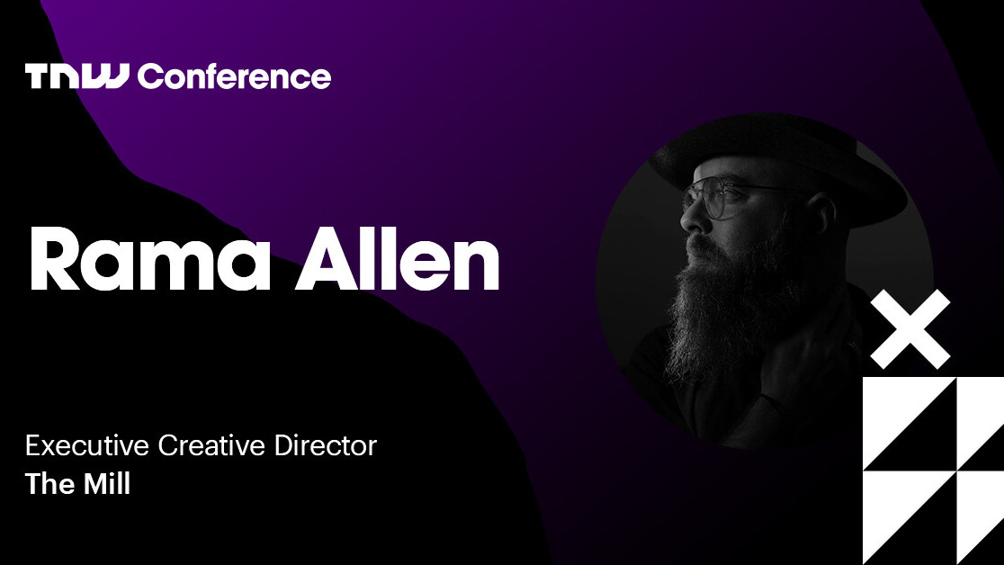The Mill's Rama Allen is live at TNW2019 – tune in now!