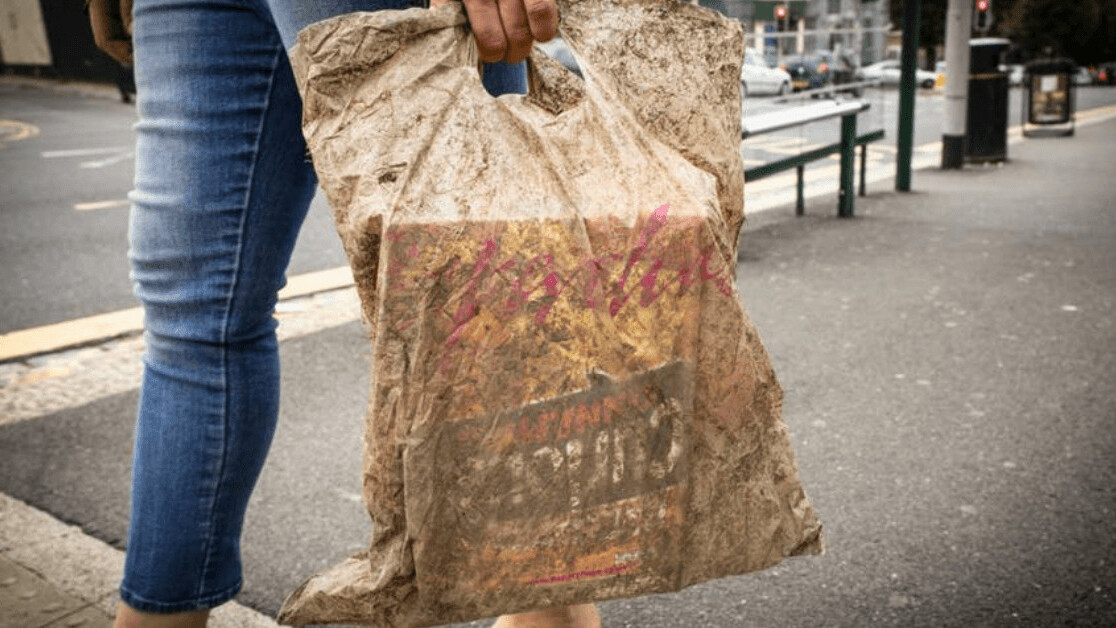 Study: Biodegradable bags aren't as biodegradable as you first thought