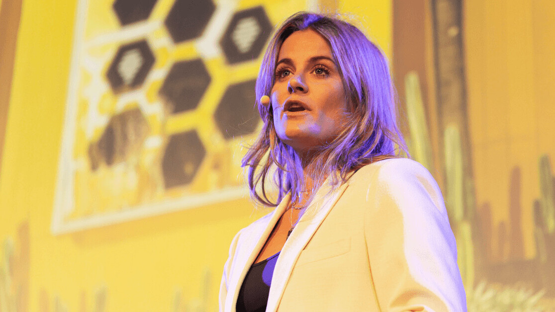 Bumble's Louise Troen on censoring dick pics using AI