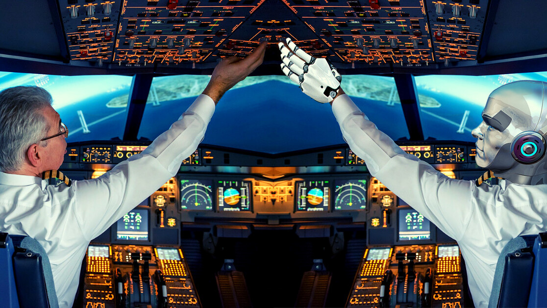 Why pilots are safe from automation (for now)
