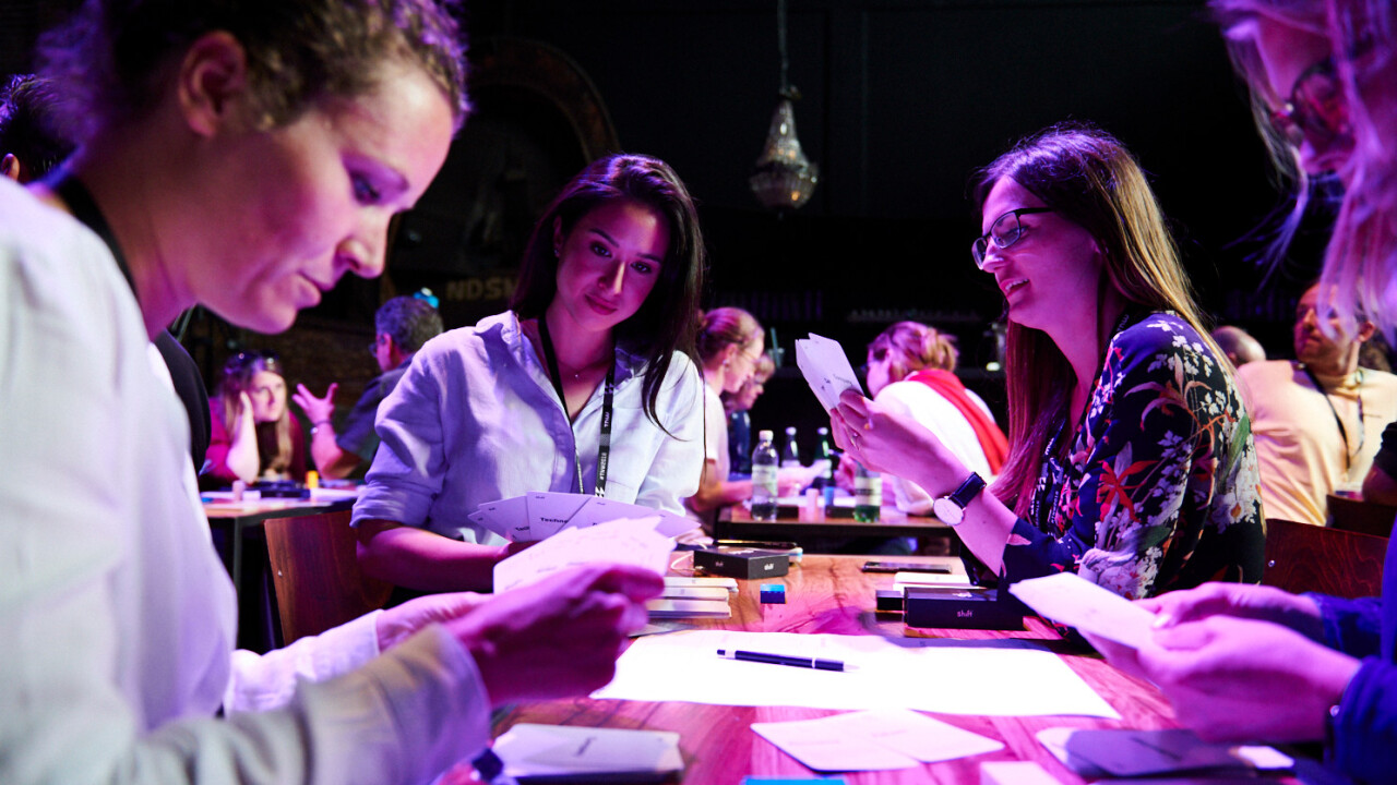 TNW2019 Daily: Register for roundtables and workshops