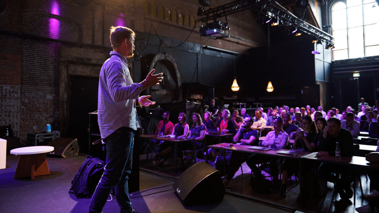 Learn how to create life-saving code with IBM at TNW2019
