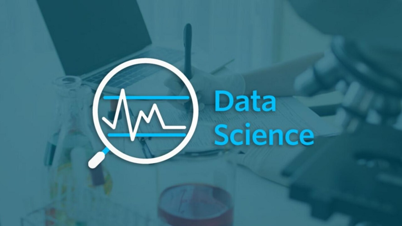 Catalyze your data science education with this $20 bundle