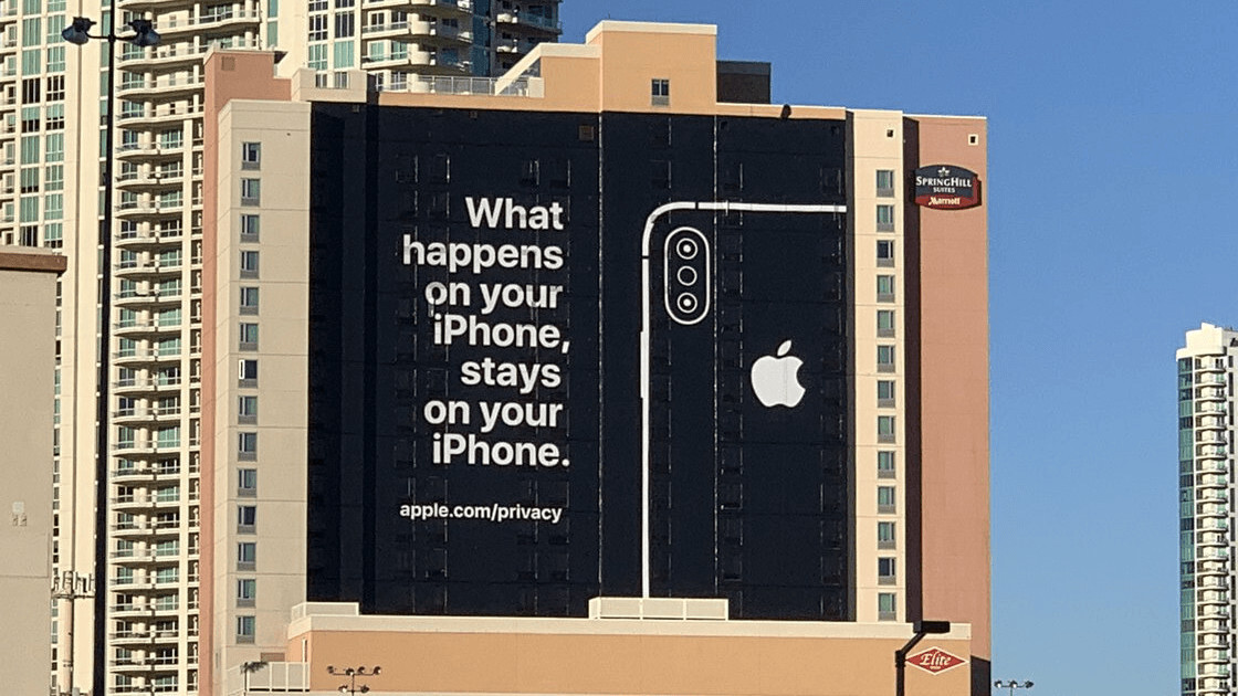 Your iPhone is leaking personal info to tracking companies