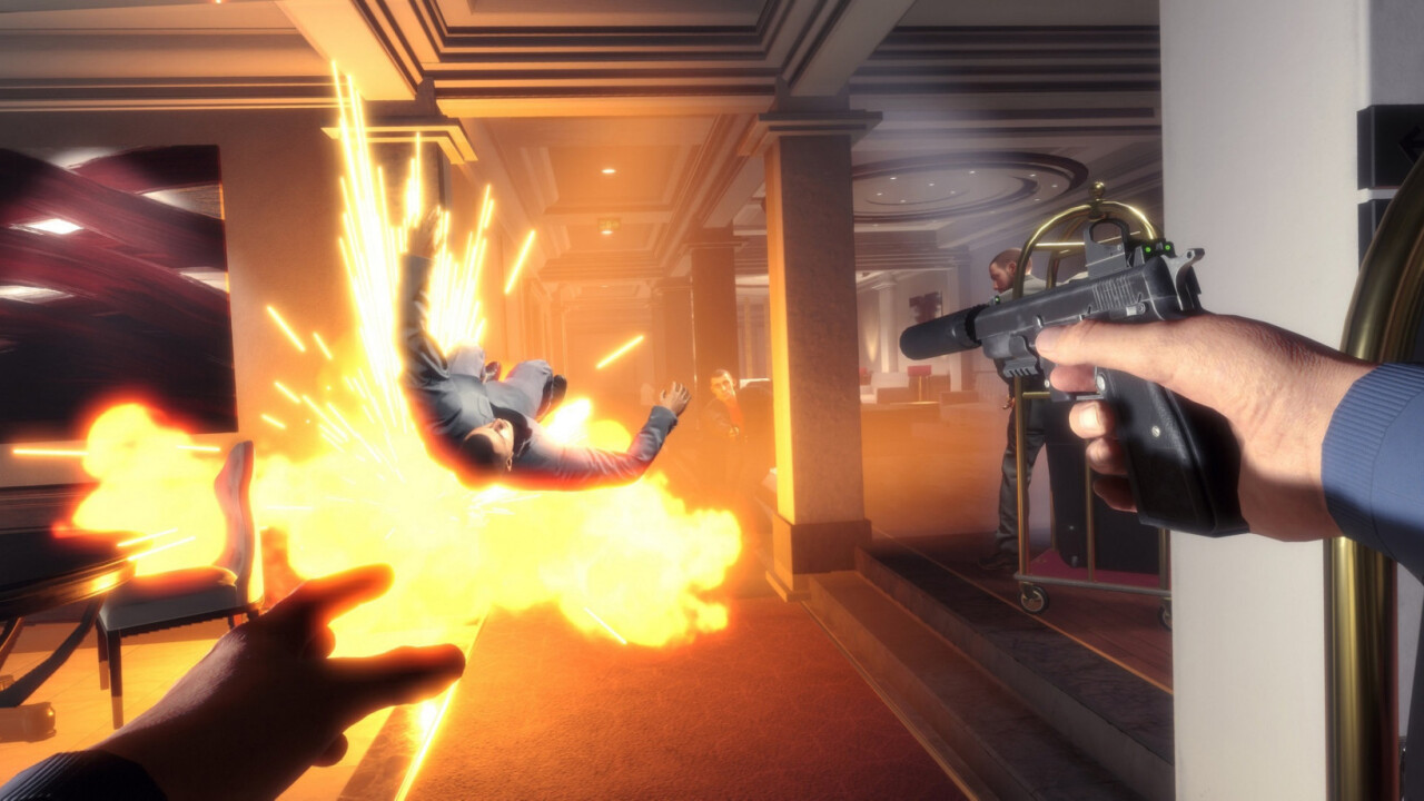 Review: Blood and Truth is one of VR's best action games