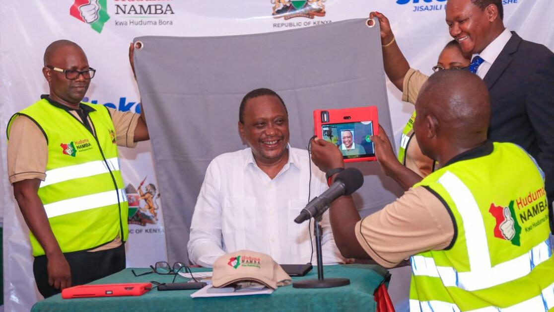 Kenya is allegedly selling citizen data to highest corporate bidder