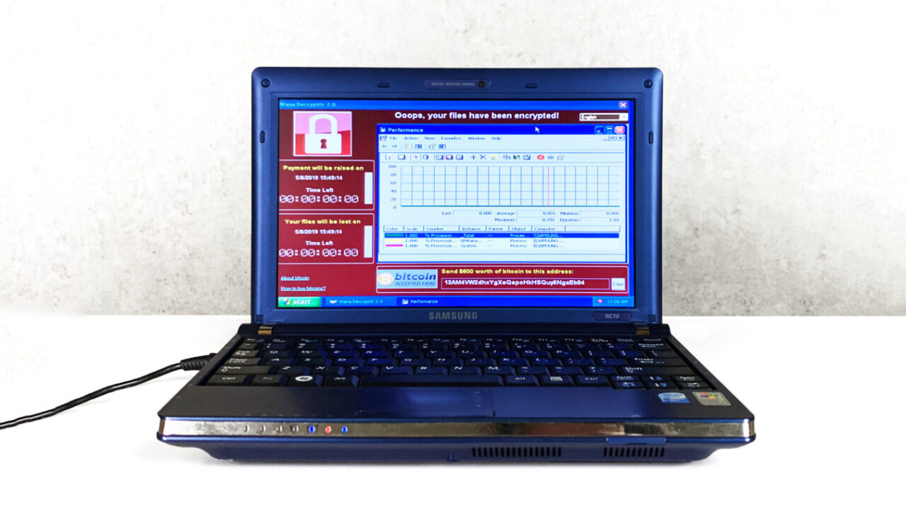 Someone spent $1.3 million on a malware-ridden laptop and I clearly don't understand art