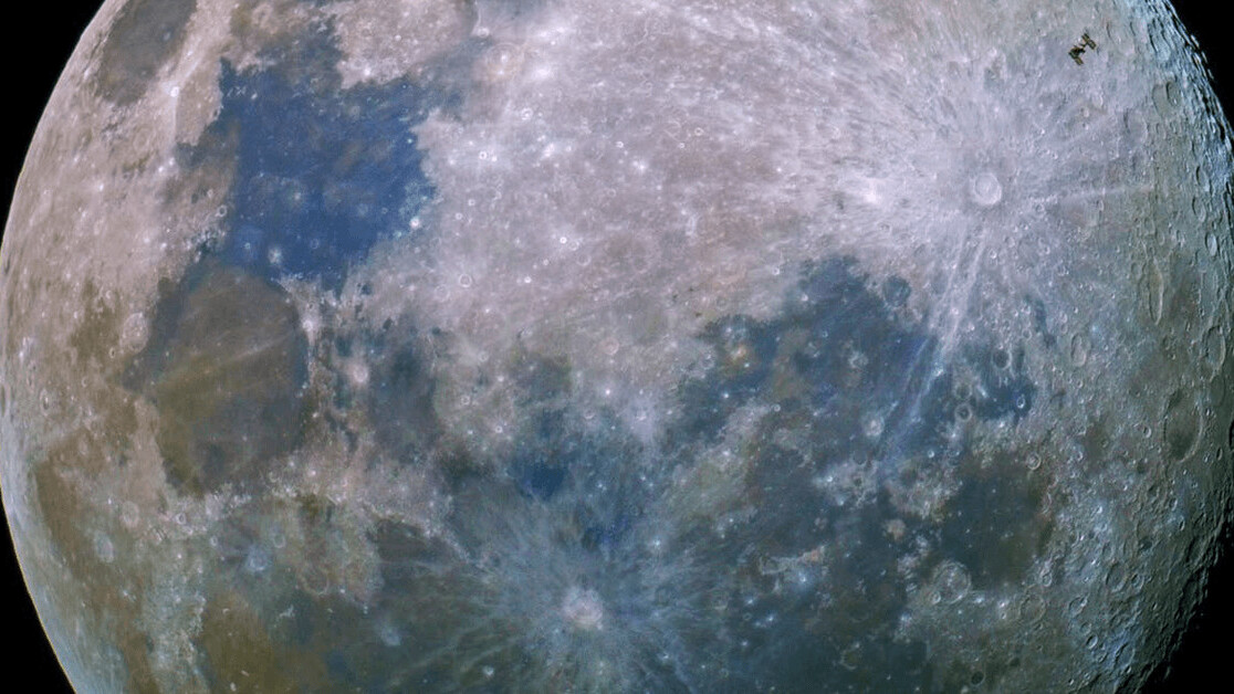 New analysis of 'moonquakes' indicates the moon isn't dead