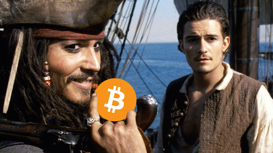 PayPal snitched on bullish movie pirate who bought $1M in cryptocurrency from Coinbase