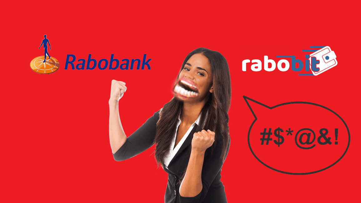 Rabobank is the second major bank to cancel its cryptocurrency wallet