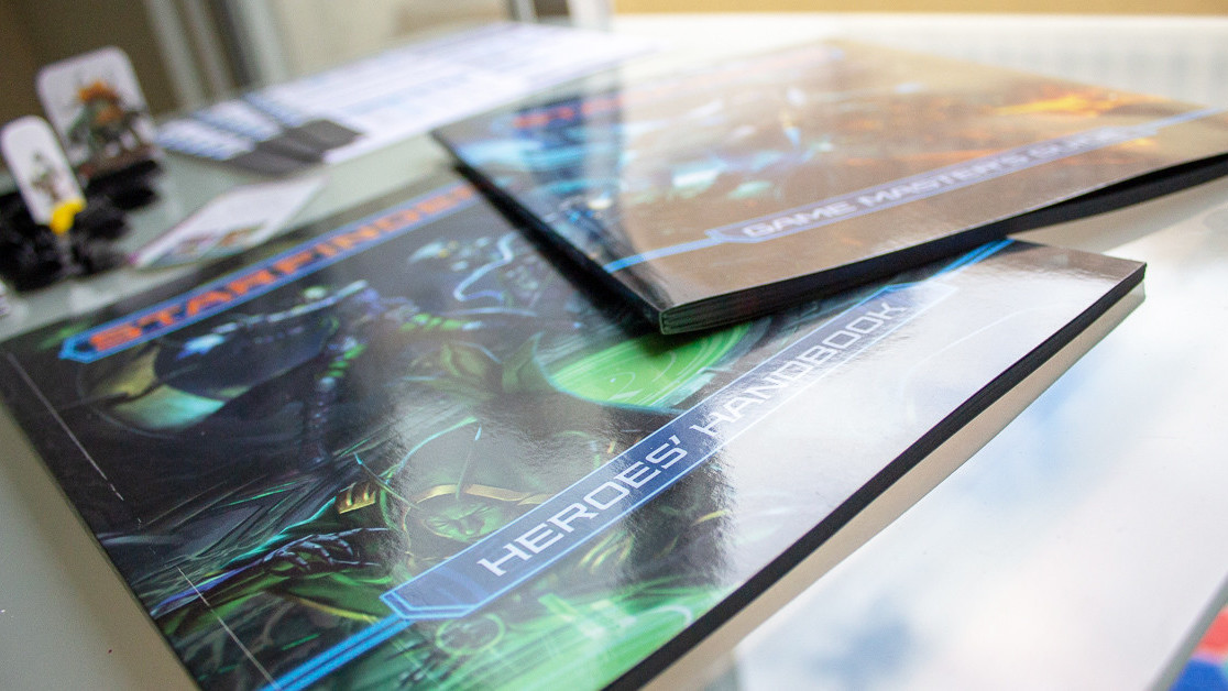 The Starfinder Beginner Box is an inclusive introduction to tabletop RPGs