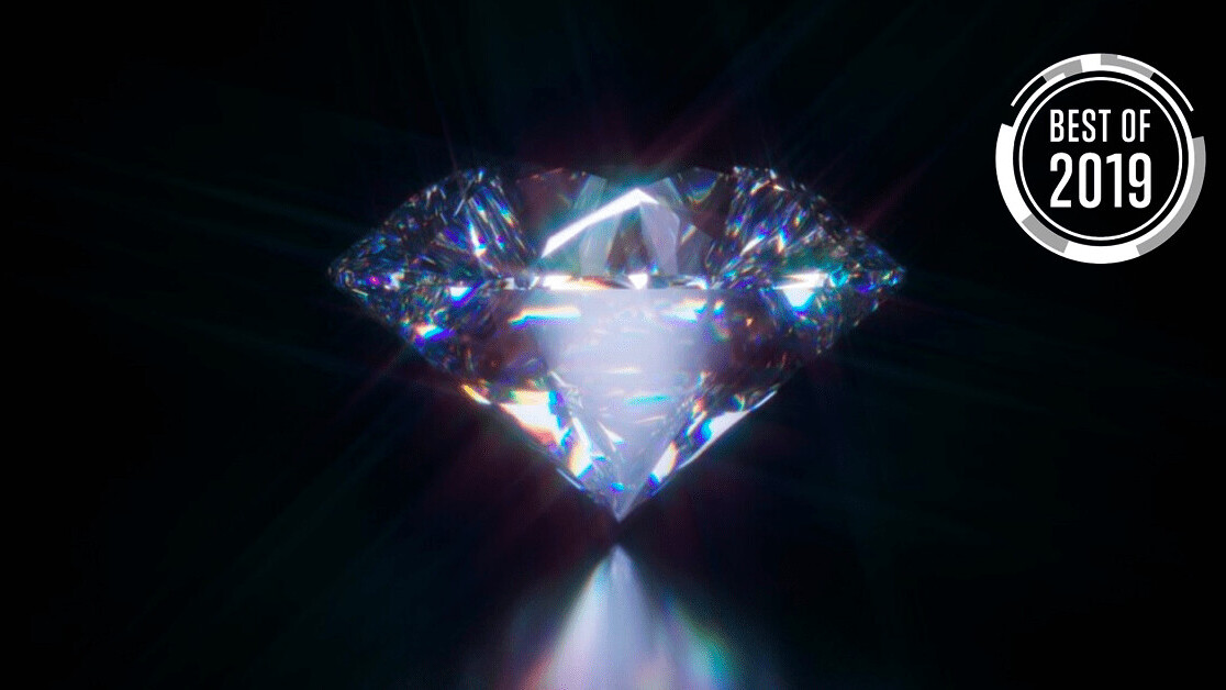 [Best of 2019] Scientists teleported quantum data into the flawed heart of a diamond