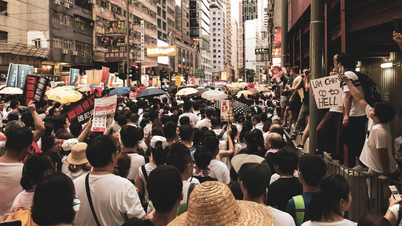 Telegram founder claims China disrupted the app to sabotage Hong Kong protesters