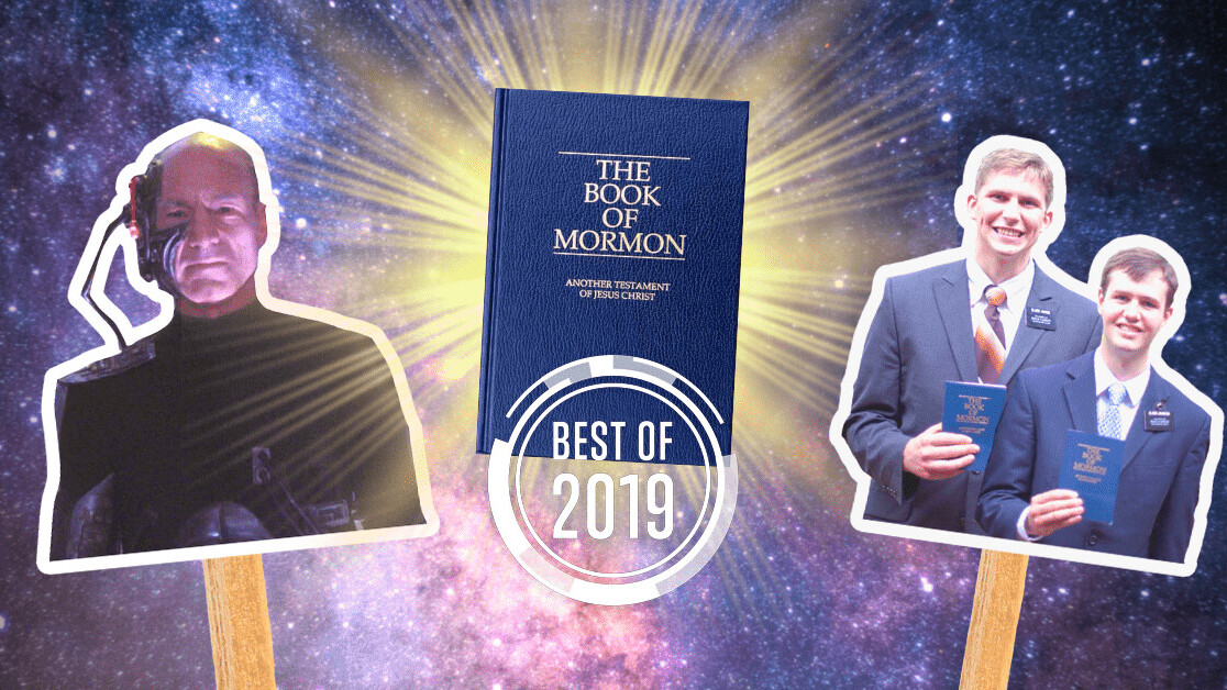 [Best of 2019] Why Mormonism is the best religion for cyborgs