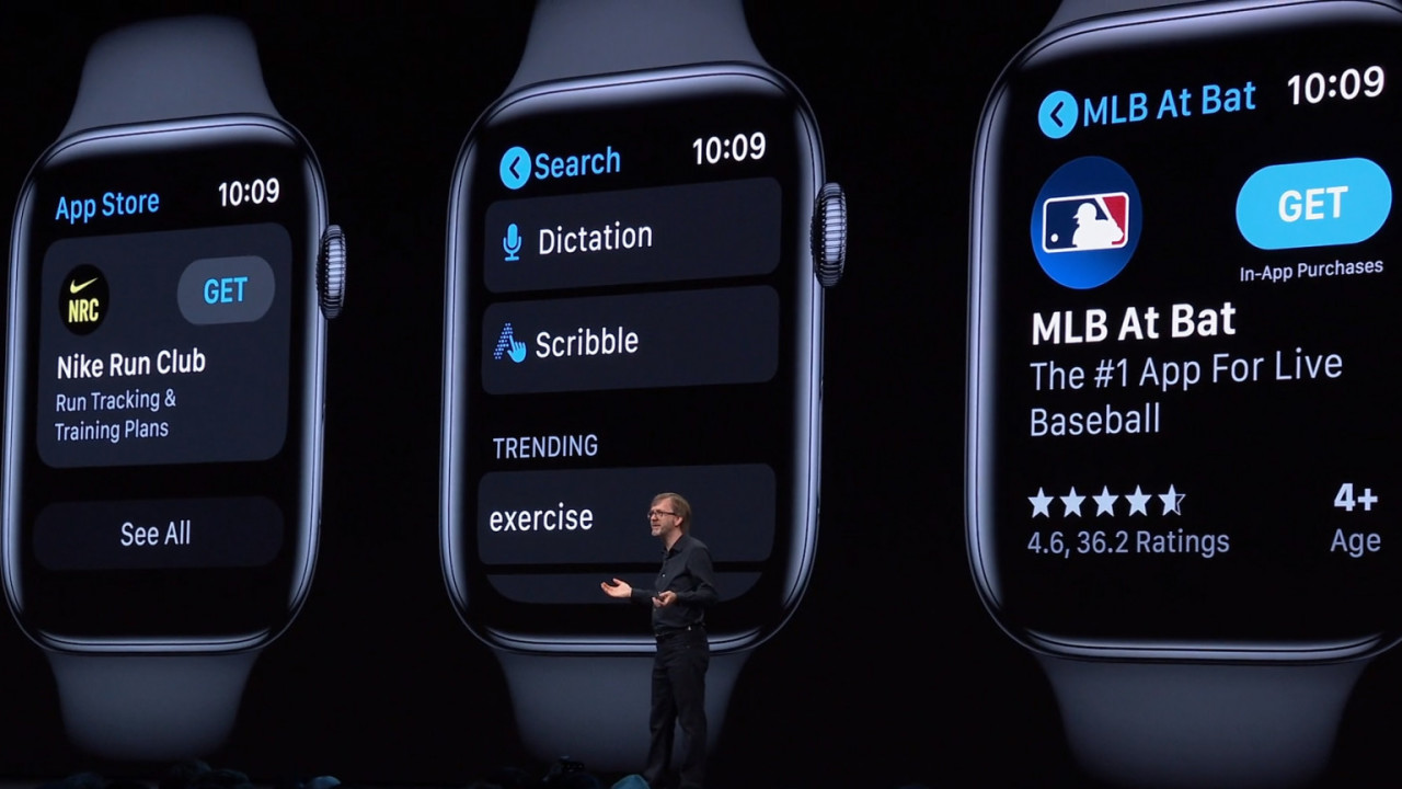 The App Store is coming to the Apple Watch