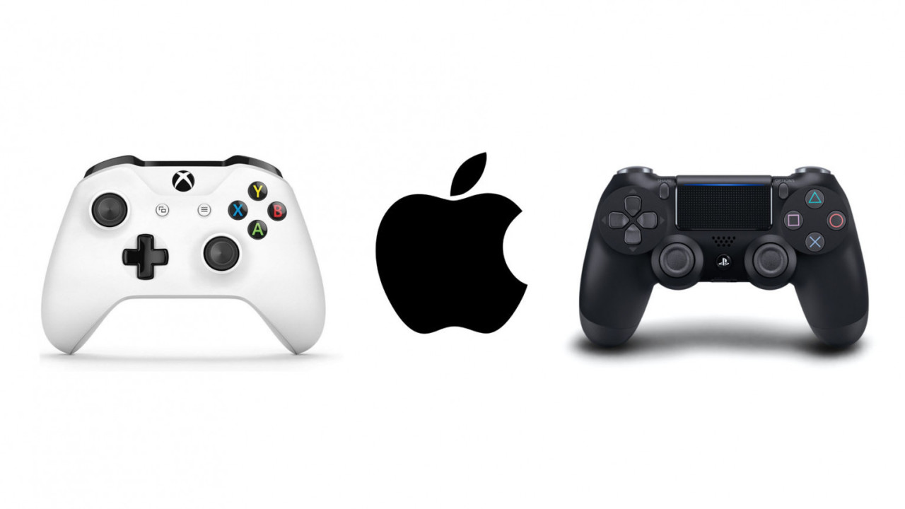 Apple TV will soon support Xbox One S and DualShock 4 controllers