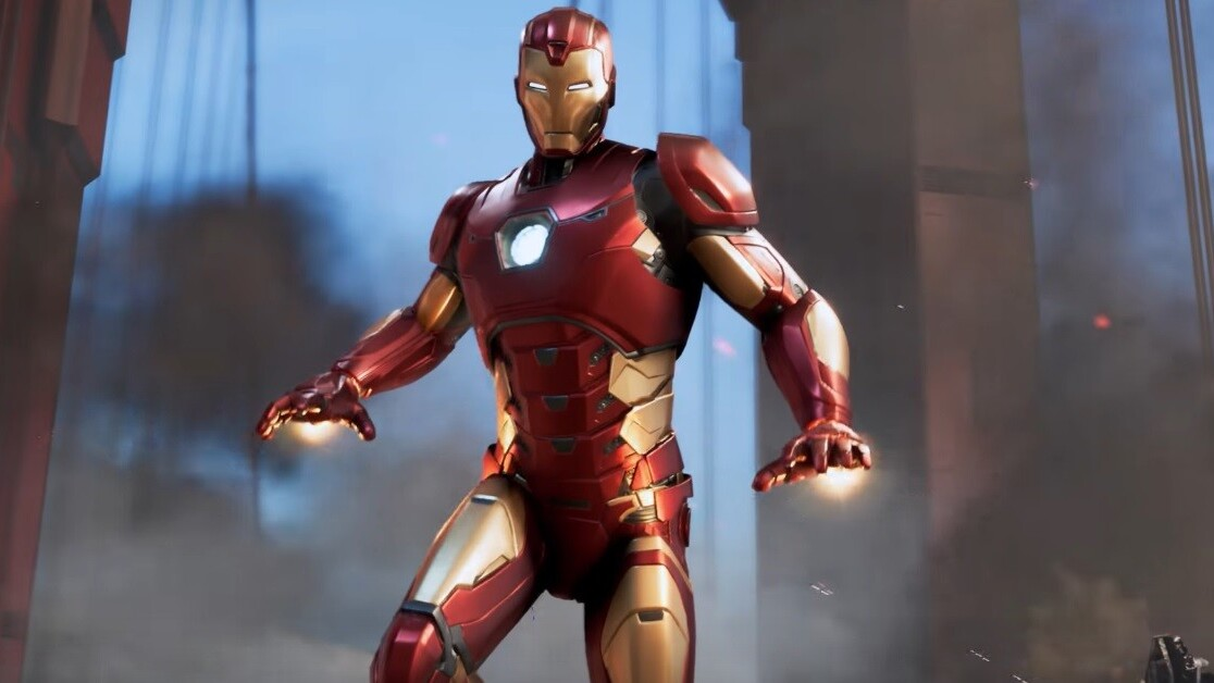 New Avengers game hints at a Marvel Gaming Universe