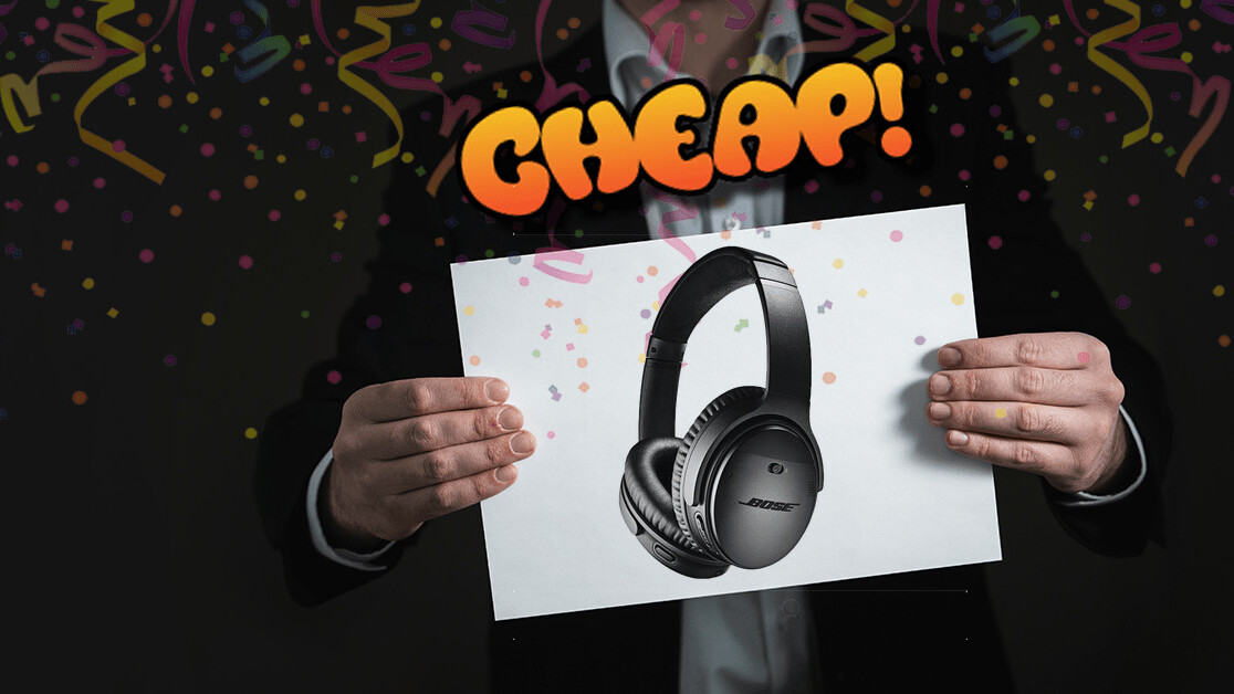 dfa22cbb326 CHEAP: Hush your inner demons with Bose's QC 35 II headphones for ...