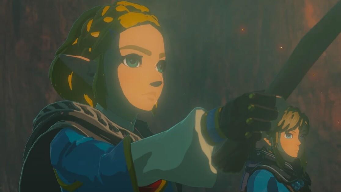 Nintendo shocks at E3 with surprise Zelda sequel announcement