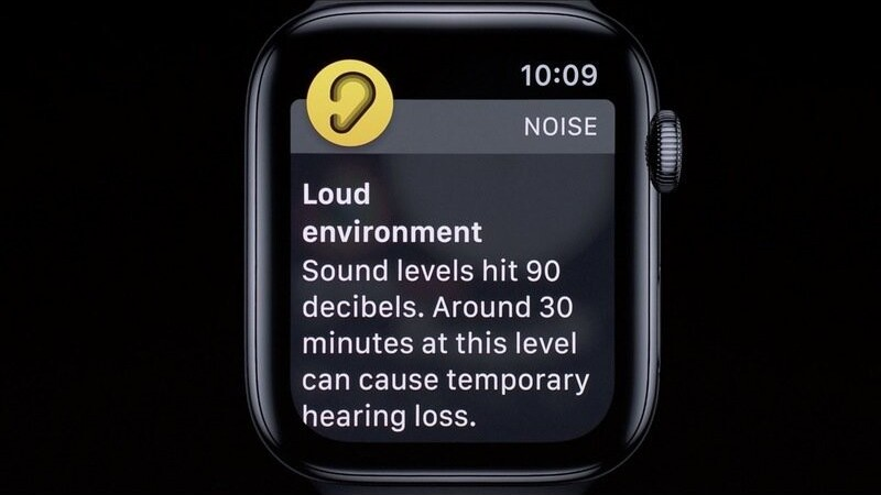 The Apple Watch is getting a noise detection app to save your hearing