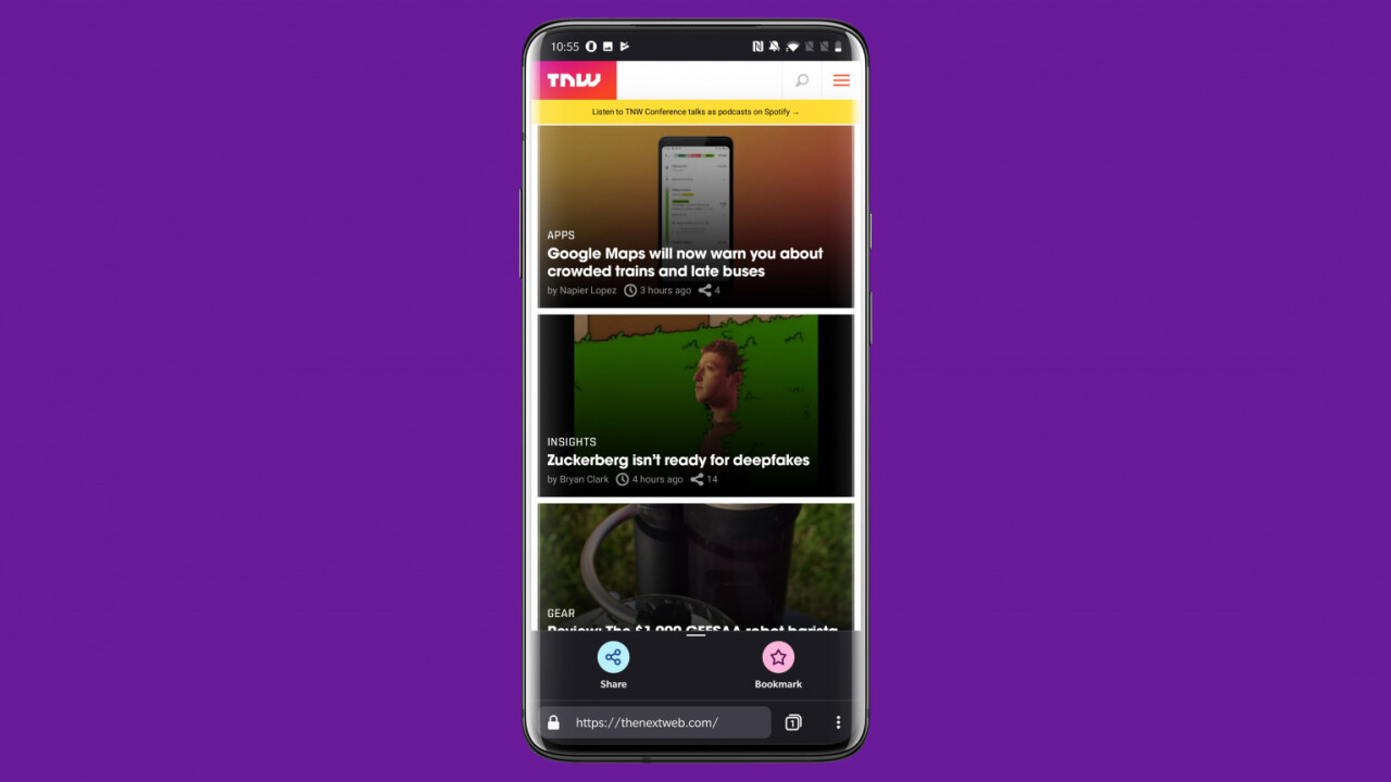 You can now test Mozilla's new fast and secure Android browser