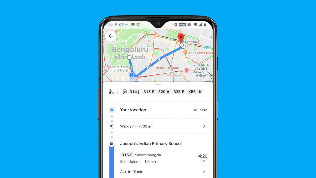 Google Maps' new features for India just made my commute a lot less painful