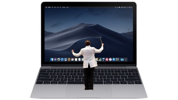 Everything you need to know about your MacBook's trackpad gestures