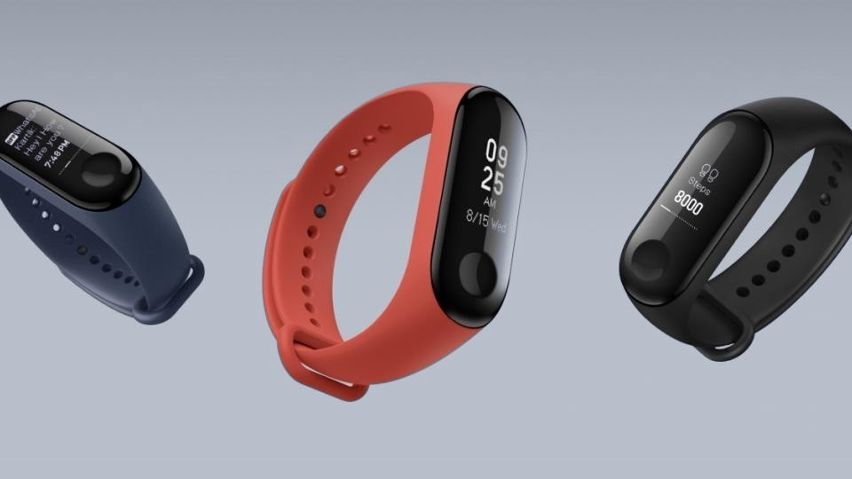 Xiaomi's Mi Band 4 fitness tracker is swimproof and only $25
