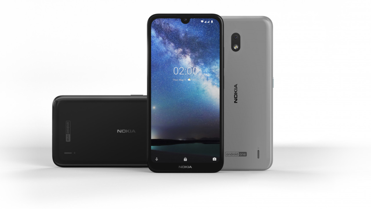 The Nokia 2 2 is a €99 Android One phone I'd buy my mum